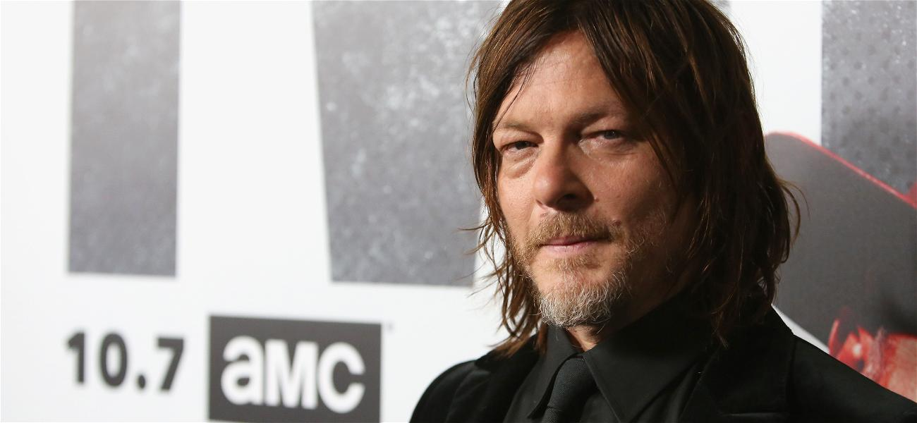 Norman Reedus And His Daughter Appear In Rare Photo Shared By Diane Kruger
