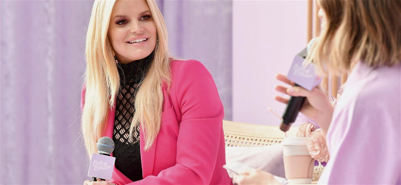 Jessica Simpson Talks Britney Spears & Christina Aguilera In 'Pushed To Do Things' Reveal
