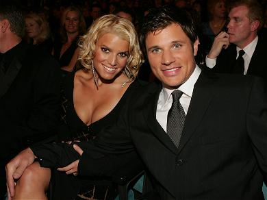 Did Nick Lachey Send Jessica Simpson a Baby Gift?
