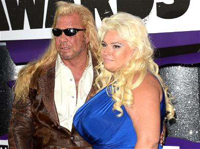 The Latest 'Dog's Most Wanted' Shows Beth Chapman's Last Ride