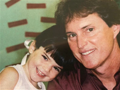 Caitlyn Jenner Posts Photo Of Kendall On Kylie's Birthday