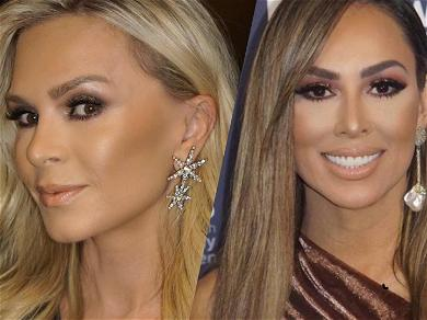 Ex 'RHOC' Star Tamra Judge Wants Kelly Dodd Fired Over Racist Comments