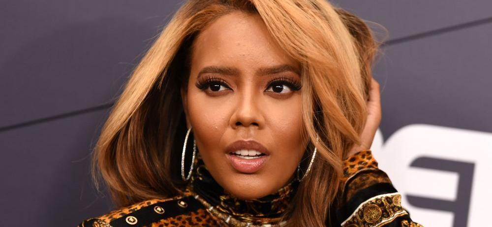 Angela Simmons Shows Off Thick Thighs In No-Pants Look Proving She's 'Built Not Bought'