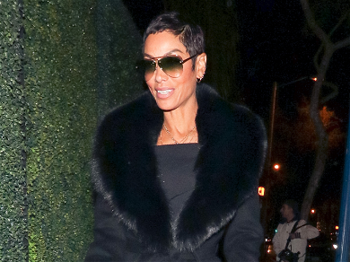 Nicole Murphy Reappears After Publicly Apologizing For Kissing Antoine Fuqua