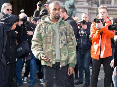 Kanye WestIs Reportedly Fine Doing Long-Distance Dating With Irina Shayk