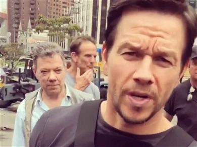 Mark Wahlberg Not Going to the Super Bowl; Rooting for BOTH Teams