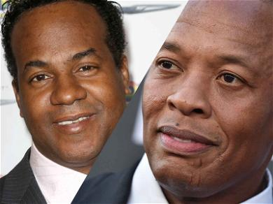 Marvin Gaye's Family Says Dr. Dre Doesn't Have Rights to Produce Biopic, Yet