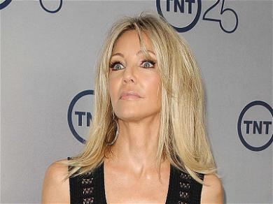 Heather Locklear's Family Considering Putting Her Under a Conservatorship