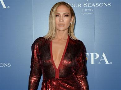 Jennifer Lopez Is A Showstopper Wherever She Goes! Even On A Day Out At The Beach!