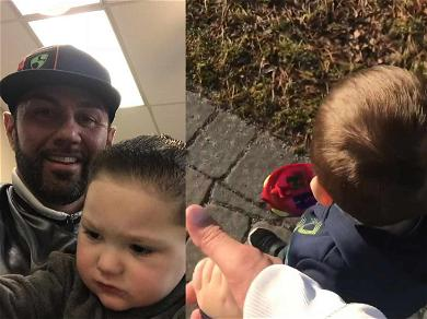 Roger Mathews Shares Video With Son at Park Amid JWoww's Restraining Order