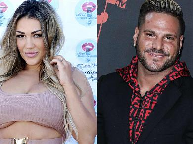 'Jersey Shore' Star Ronnie Called Out By Jen Harley For Cheating: 'You Lied!'