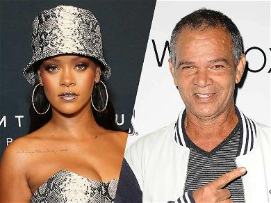 Rihanna Sues Her Own Father for Exploiting Her Name Without Permission