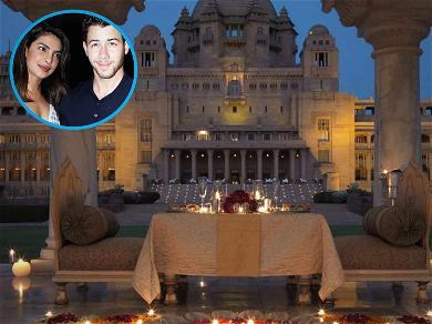 Inside Nick Jonas and Priyanka Chopra's Royal Wedding Venue