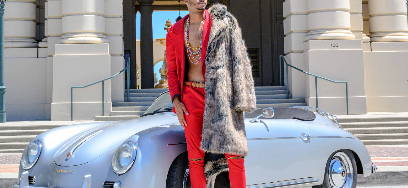 Snoop Dogg's Son, Julian Broadus, Launches New Career In The Celebrity Real Estate Business!!