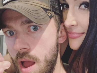 Nikki Bella Posts Smoking Hot Photos Of Her Husband For Votes On DWTS!