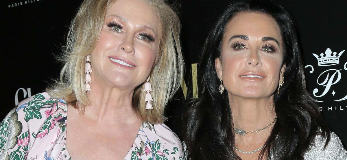 KyleRichards And Kathy Hilon's Bond Was Made Stronger By 'RHOBH'
