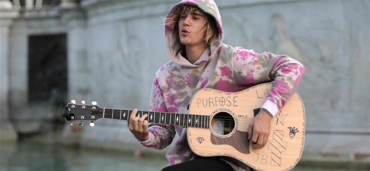 Justin Bieber Asked to Leave Gym by Taylor Swift's Body Guards and Crew