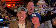 Peyton Manning Parties With Kenny Chesney's All-Star Christmas Country Crew