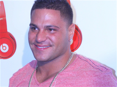 'Jersey Shore' Star Ronnie Ortiz-Magro Faces Jail Time After Domestic Violence Incident