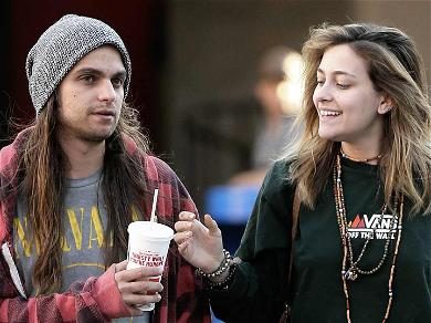 Paris Jackson Covers Up Her Wrists on Movie Date Night Following Apparent Suicide Attempt