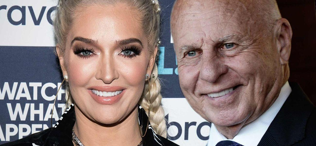 'RHOBH' Star Erika Jayne's Husband Victorious In $53,000 Court Battle Over Armed Security Bill