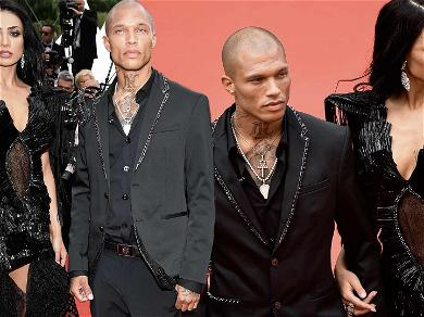 Jeremy Meeks Seen Getting Cozy With Model Andreea Sasu After Chloe Green Ditches Ring