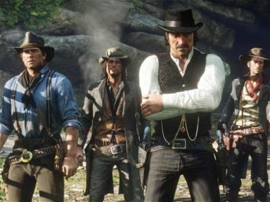 'Red Dead Redemption II' Voice Actors Actually Look Like Their Outlaw Characters