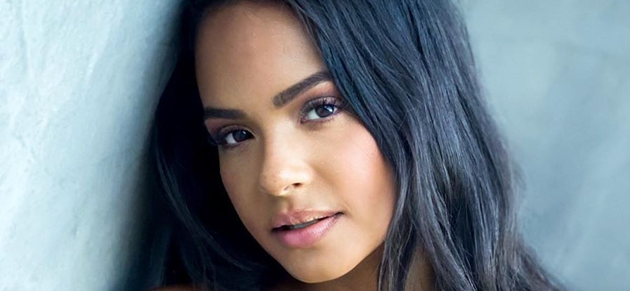 Christina Milian Serves Dangerous Curves In Tiny Swimsuit On 39th Birthday