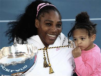 Serena Williams Gets Real About Being a Working Mom In Candid Shot With Daughter: It's 'Not Easy'