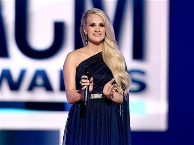 Carrie Underwood Pulls Hilarious Prank on 'Jimmy Kimmel Live' Leading up to CMA Awards