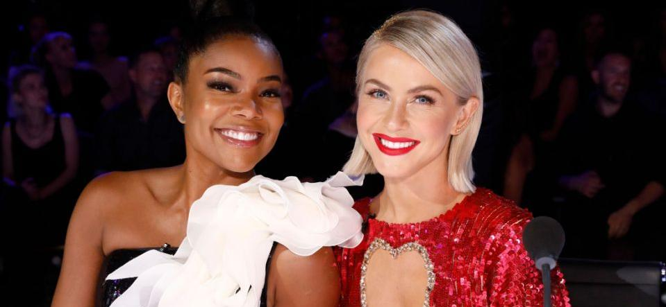 Gabrielle Union Calls Out Julianne Hough's 2013 Blackface In Battle Over 'America's Got Talent' Firing