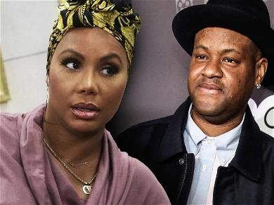 Tamar Braxton's Estranged Husband Vince Herbert Accused of Owing $4 Million In Back Taxes