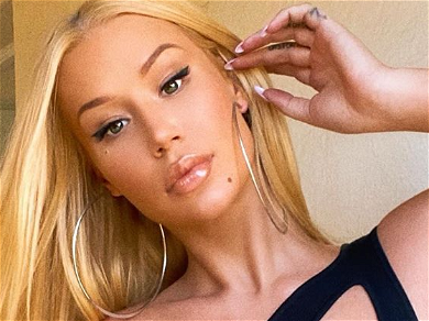 Iggy Azalea Gases Up Baddies In G-String From Bed
