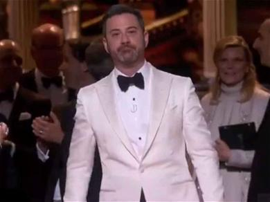 Jimmy Kimmel Gives Howard Stern Shoutout at Oscars: 'Hit 'Em With the Hein!'