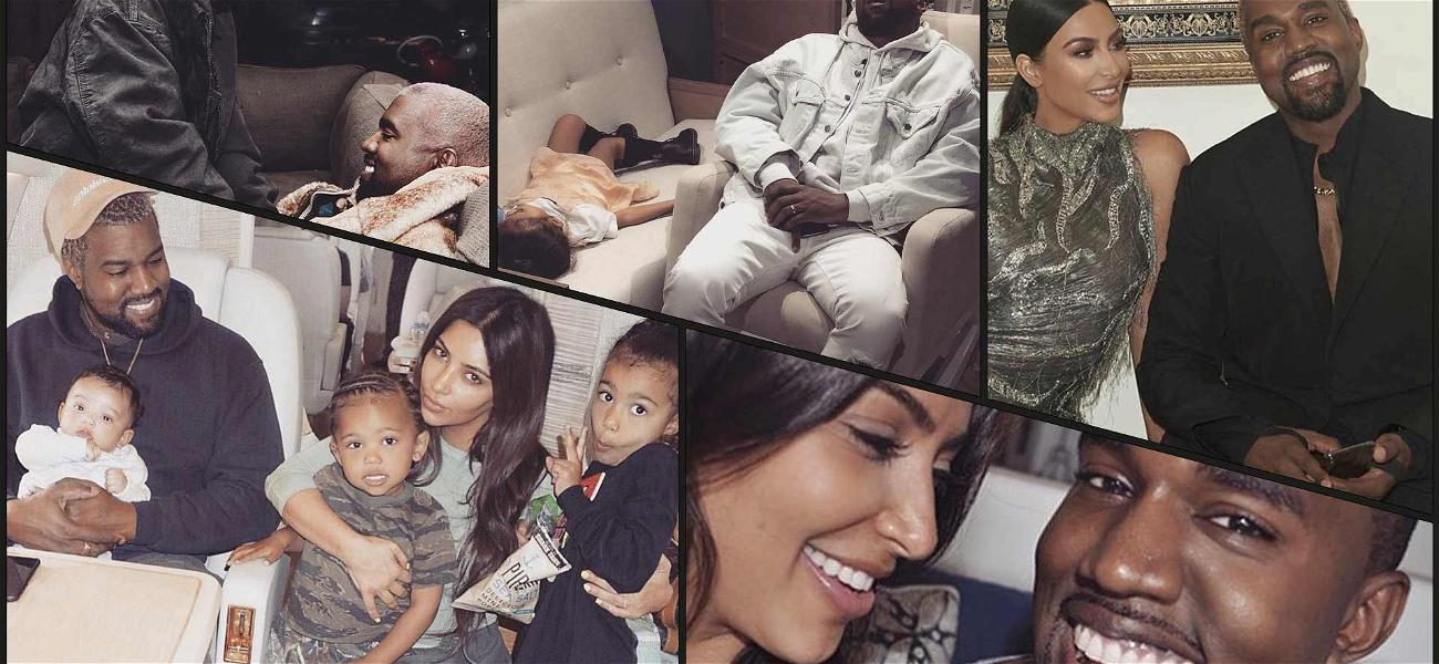 Kim and Kanye's Most Relatable Moments On Their 5th Wedding Anniversary