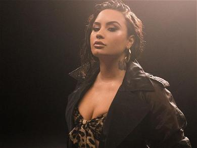 Demi Lovato SLAMMED For Accusing Trump Voters Of Homophobic Violence