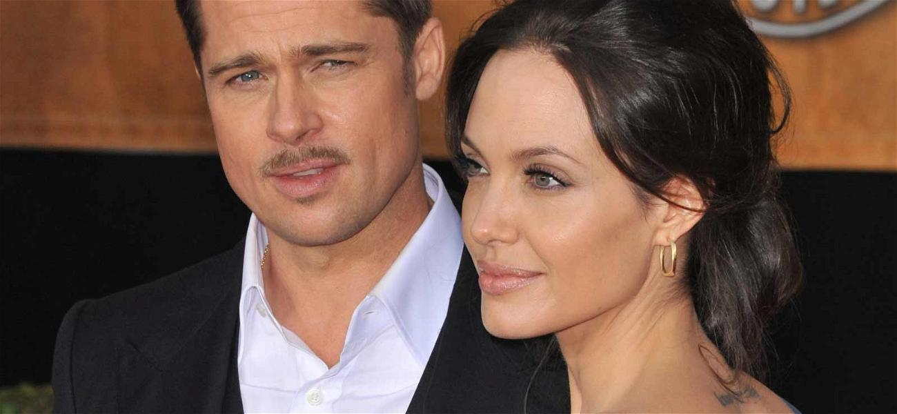 Brad Pitt Angry at Angelina Jolie for Going Public with Child Support Battle, Thinks It's 'Terrible for the Kids'