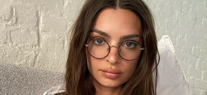 Emily Ratajkowski Spends Friday In Bed, Invites Instagram In With Sexy Pics