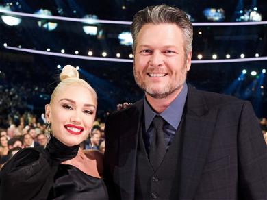 Gwen Stefani's Adorable Reaction to Blake Shelton's Grammy Nomination