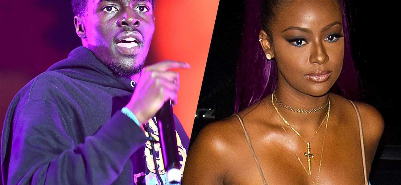 Kylie Jenner's Ex-BFF Justine Skye Files Restraining Order Against Rapper Sheck Wes