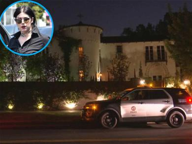 Cops Rush to Kat Von D's Hollywood Hills Mansion After Neighbor's Attempted Burglary