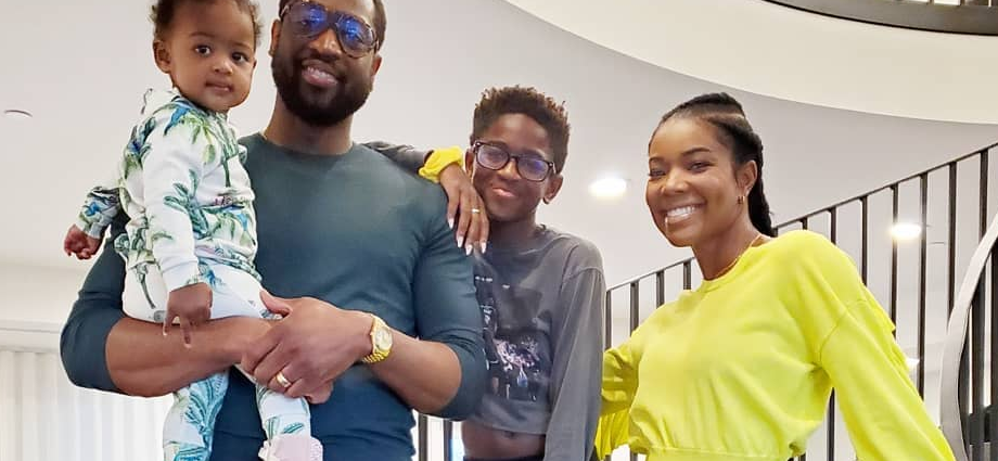 Dwyane Wade Doesn't Have Time For Trolls Coming For His Son Or Gabrielle Union