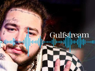 Gulfstream Trying to Make Contact with Post Malone's Plane During Emergency Procedure