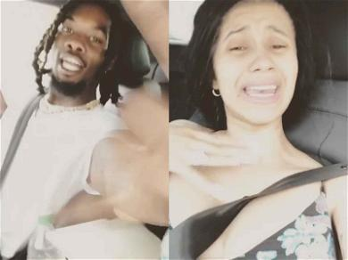 Cardi B Scolds Offset for Reckless Driving While Announcing Billboard Milestone
