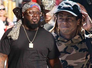 T-Pain Sues Young Money for Allegedly Not Paying Him for Two Lil Wayne Songs