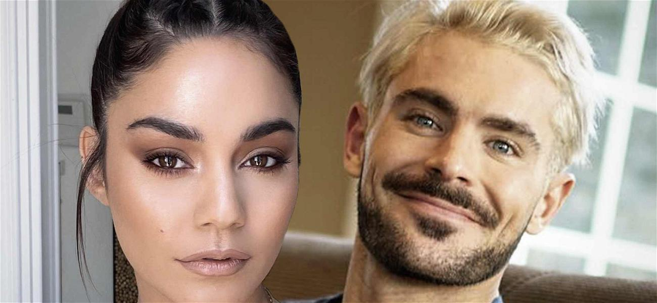 Exes Vanessa Hudgens & Zac Efron Are Reuniting For One Night Only