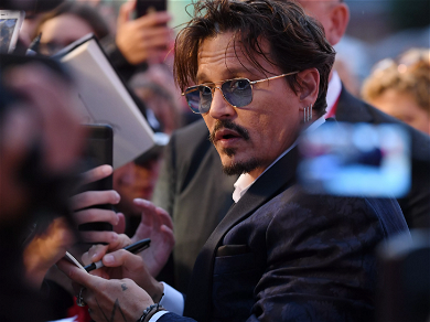 Johnny Depp Accuses UK Tabloids Of Hacking Into His Phone