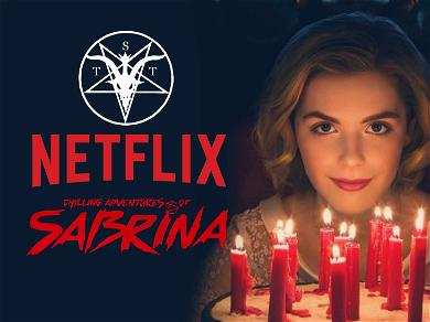 Netflix Sued by Satanic Temple for $150 Million Over 'Sabrina' Series