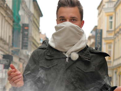 'Bioscarf' To Start Producing Scarf's In U.S. With Built In Air Filtration System, To Combat Coronavirus