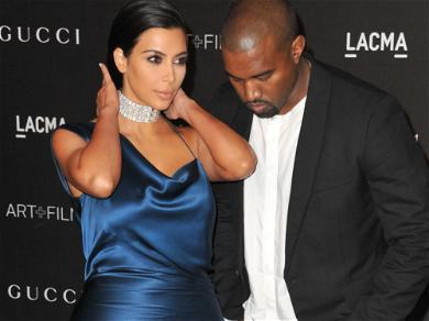 Kim Kardashian Blames Ex-Husband Kanye West For Stolen Ancient Statue Debacle